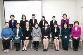 顧問、シグマソサエティ部員とSI岡山会員 参加者