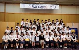 参加生徒全員の集合写真