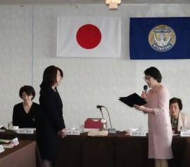 長野会長より歓迎の挨拶