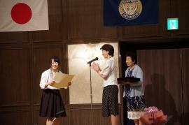 高松農業高校へ贈呈
